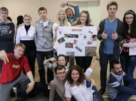 "Training course ""Laboratory: Technology of involvement"" Estonia, Tammispea küla"