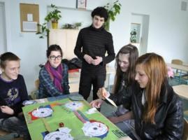 "Youth Exchange ""Do step forward. Get the wave"" Estonia, Tammispea küla"