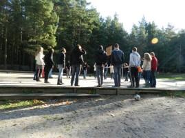 "Youth Exchange ""Reasonable Intake. Try and Share""Estonia, Tammispea küla"