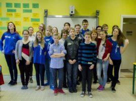 "Noortekohtumised/ Youth Meetings  ""Tolerant thinking through the lens"""