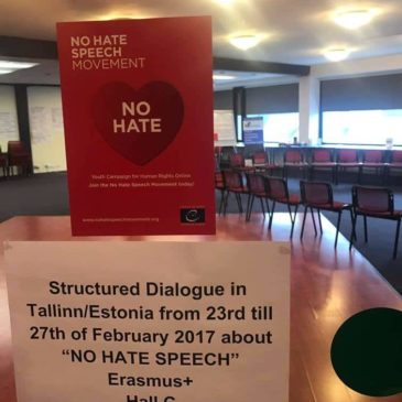 "Structured Dialogue about ""NO HATE SPEECH"", KA3"
