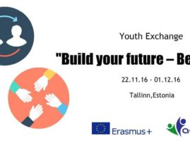 "KA1 Youth Exchange ""Build your future – be a leader"""