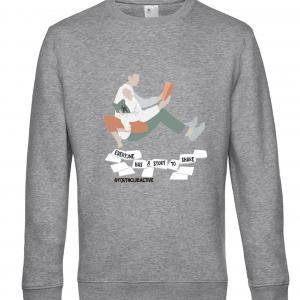 Human sweatshirt 1