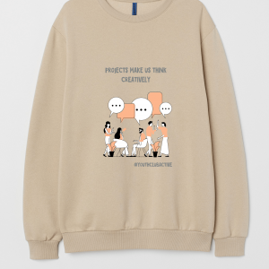 Projects sweatshirt 1