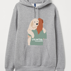 Volunteering hoodie 3