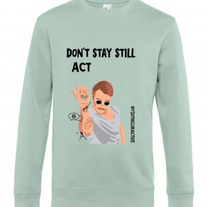 Workshops sweatshirt