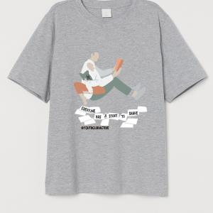 Human Library t-shirt 2