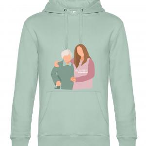 Volunteering hoodie 2