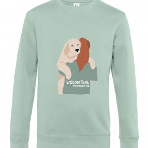Volunteering sweatshirt 3